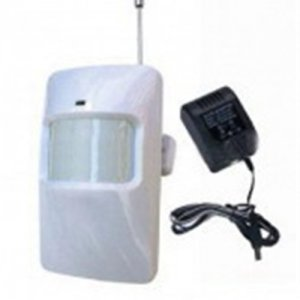 White PH-YWHW Wireless Infrared Detector